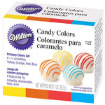 Wilton Candy Colours 4 x 7g