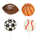 Wilton Lollipop mold Sports Large