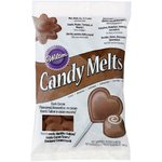 WILTON CANDY MELTS® DARK COCOA 340G