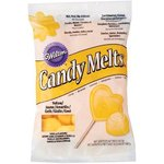 WILTON CANDY MELTS®YELLOW 340G