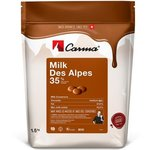 Chocolate Drops Des Alpes Milch, 1500g