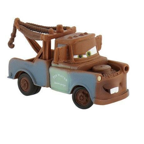 DISNEY FIGUR CARS - HOOK