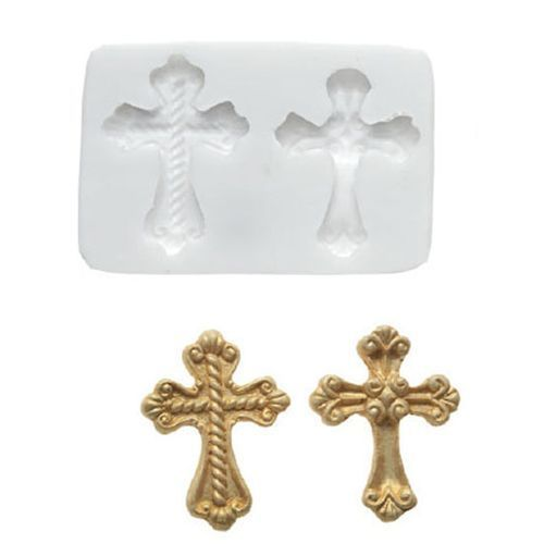 SILIKOMART SUGARFLEX MOULD -CROSS-