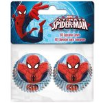 STOR MINI BAKING CUPS SPIDERMAN PKG/60