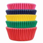 PME MINI BAKING CUPS CARNIVAL PK/100
